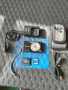 Panasonic Lumix DMC-FS10 -  12 Mega pixel Digitalkamera