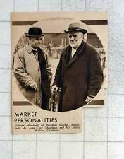 1939 Barnham Market Sussex, John Curd Shoreham With Harry Wilkins Chichester