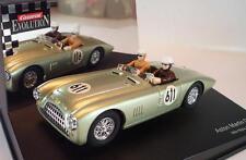 Carrera Evolution 132 Nr.25432 Aston Martin DB3 Mille Miglia 1953 in Box #416