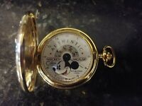 Colibri Disney Mickey Mouse Pocket Watch