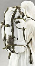 Army Winter Camo  Backpack Real Military Surplus Hiking Survival Hunting