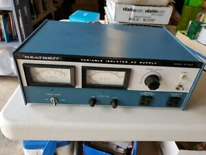 HEATHKIT IP-5220 Variable Isolation Variac   0 -140 Volts AC 3Amps Power Supply