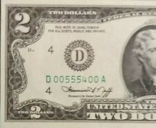 1976 $2.00 Cleveland 1st Day Issue Fancy # D00555400A Ch. CU