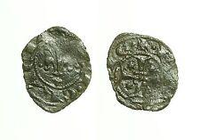 pcc1650_25) Brindisi Carlo I d' Angiò (1266-1282) Denaro con Giglio Spahr 25 R