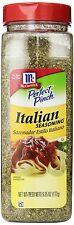 McCormick Italian Seasoning 6.25 oz. - Herb Pasta Sauce Cooking Recipe Basil