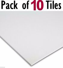 Suspended Vinyl Ceiling Tiles Wipeable 595x595mm EasyClean 600x600mm Waterproof