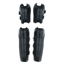 Equine Sports Horse Pony Jumping Tendon and Fetlock Leg Boots Set