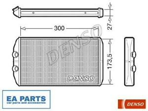 Heat Exchanger, interior heating for IVECO DENSO DRR12008