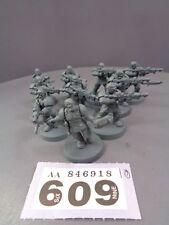 Warhammer 40,000 Tiránidos genestealer culto neófito híbrido escuadrón 609