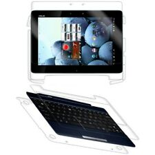 Skinomi Clear Protector Film Cover for Asus Transformer Pad TF300 and Keyboard