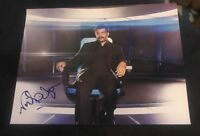 NEIL DEGRASSE TYSON SIGNED 8X10 PHOTO SPACE SCIENCE #3 W/COA+PROOF RARE WOW
