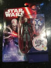 "Star Wars Force Awakens Space Gear Inquisitor 3.75"" Figure New"