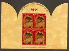Vatican City 2011 Booklet, Christmas, Sc #1492a MNH