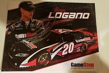 Joey Logano autographed 8x10