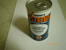 Vintage Wynn,s Xtend Auto Transmission And Power Steering Treatment NOS Full Tin