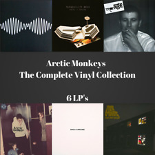 Arctic Monkeys - Complete Vinyl Collection Bundle - 6 x Vinyl LP *NEW & SEALED*