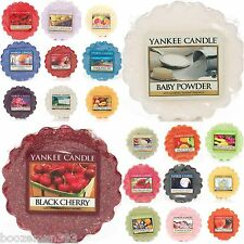 Yankee Candle 24 Tarts / Melts - All different - Fresh, Fruit, Floral, Spice