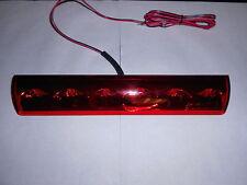 Truck Cap, Topper Third Brake light LED Red Factory Fit!  LEER