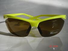 Nike Tailwind Sunglasses Volt/Outdoor Lens Sport Cycle Run Men Women EVO491 703