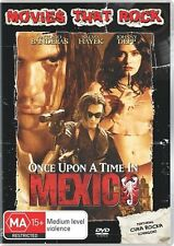 Once Upon A Time In Mexico (DVD, 2009)