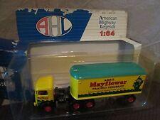Mayflower aero  AHL MACK CJ SEMI Tractor American Highway Legend 1/64 Hartoy