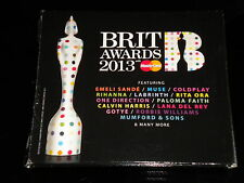 Various Artists - BRIT Awards 2013 - 3 CDs Digipack Álbum - 62 Genial Canciones
