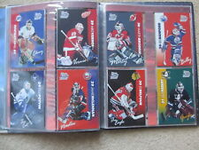 1994/95 KRAFT NHL HOCKEY CARD COMPLETE SET WITH ALBUM NM