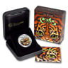 "Tuvalu 2016 0,5$ The Cubs Tiger 1/2oz Silver Proof Coin ""1"" Perth Mint"