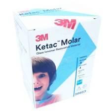 Dental 3m Espe Ketac Molar Glass Ionomer Restorative Filling Material New