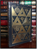 Ready Player One ✎SIGNED✎ by ERNEST CLINE New Sealed Easton Press Leather Bound