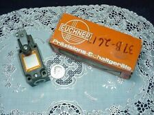 Euchner NG1HB-510 Limit Switch 10 Amps 250 Volts VDE0660 NEW IN BOX!