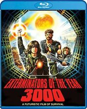 Exterminators of the Year 3000 / Cruel Jaws [New Blu-ray] Widescreen