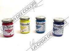 MAIMERI POLYCOLOR - 140 ml - DA 323 a 540 + colori metallici - COLORI ACRILICI