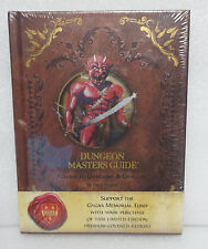 Advance Dungeons & Dragons  Dungeon Masters Guide  Limited Edition Premium Cover