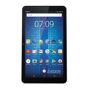 Laser 10 inch Quad Core Android IPS GPS 16GB Tablet