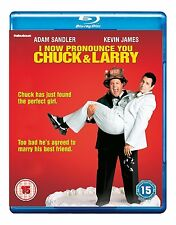 I Now Pronounce You Chuck and Larry - Blu ray NEW & SEALED - Adam Sandler