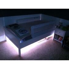 LED Night Color Light Nite Lite Baby Crib Kids Nursery Teen Bedroom Bed Room Kit