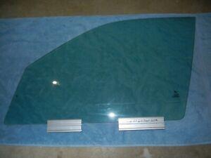 SAAB 9-5 Left Front Door Window Glass 99 - 2010