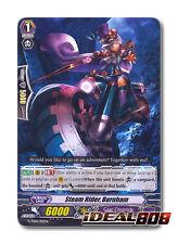 Cardfight Vanguard  x 4 Steam Rider, Burnham - G-TD01/012EN - TD (common ver.) P