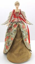 GISELA GRAHAM CHRISTMAS TURTLE DOVES FAIRY TREE TOPPER ANGEL LARGE