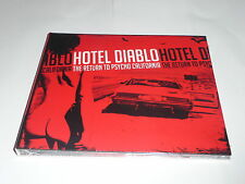 hotel diablo - The Return To Psycho California - NEW