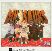 1992 Pro Set Dinosaurs TV Trading Card Factory Box (36 Packs)