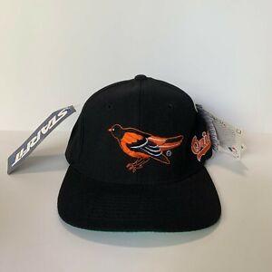 MLB Baltimore Orioles Starfit Starter Baseball Cap Hat Small Medium 6 5/8 -7 1/8