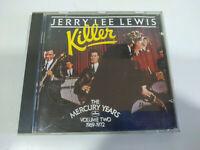 Jerry Lee Lewis Killer the Mercury Years 1969-1972 Volume 2 1989 - CD