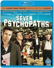 SEVEN PSYCHOPATHS - BLU-RAY - REGION B UK