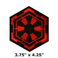 Star Wars Iron On Patch Empire Darth Vader Stormtrooper Jedi Luke Skywalker R2D2