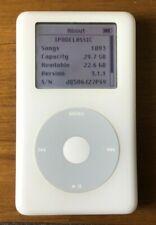 Ipod Classic 4th generación reformado