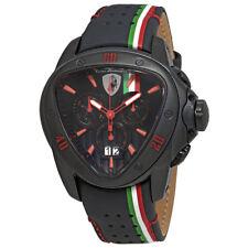 Tonino Lamborghini SPyder 1200 Black Dial Mens Watch 1206