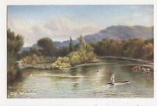 Old Windsor Art Postcard, B009