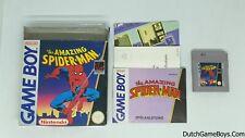 The Amazing Spider-man - Nintendo Gameboy Classic - GB